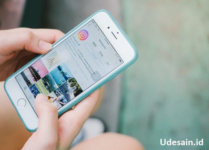 harga jasa desain feed instagram