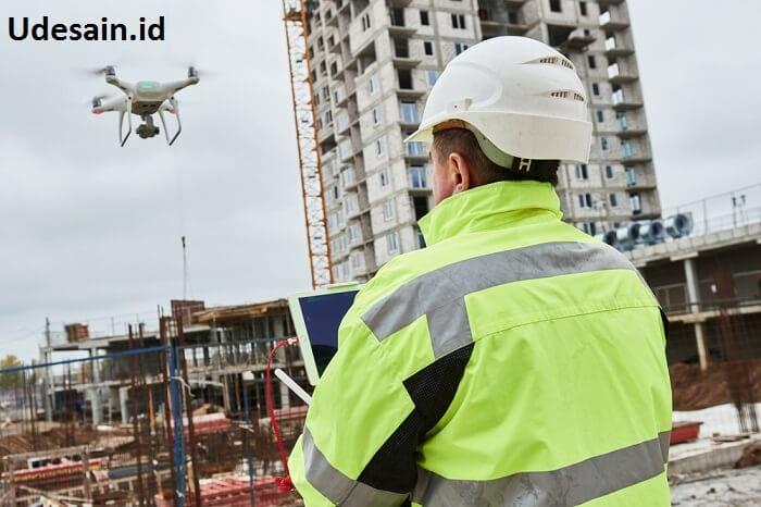 video drone untuk cinematic