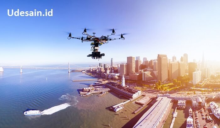 manfaat dan kegunaan drone